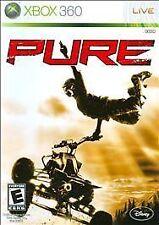 Pure (Microsoft Xbox 360, 2008) COMPLETE
