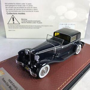 1-43-GLM-Model-Cord-L-29-Town-Car-Murphy-amp-Co-1930-Blue-43108102