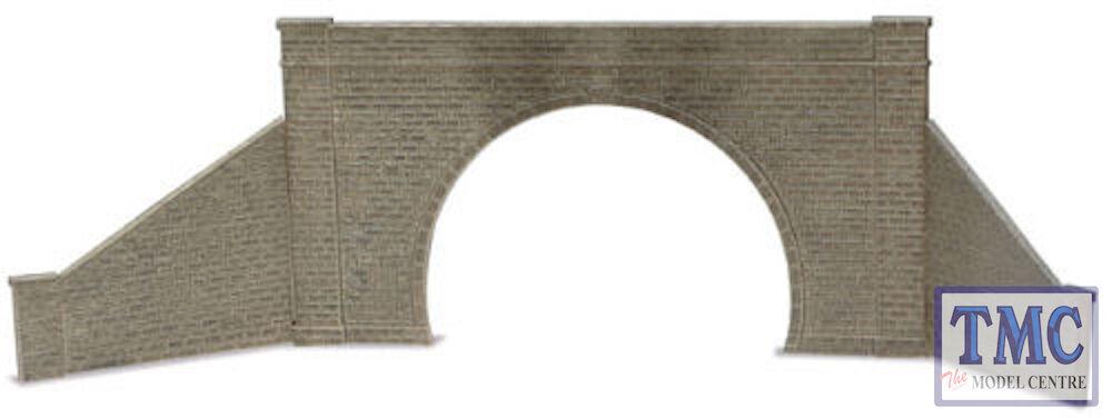 LK-732 Peco O Gauge Tunnel Mouth & Walls sTe sTe sTe type double track df30e1