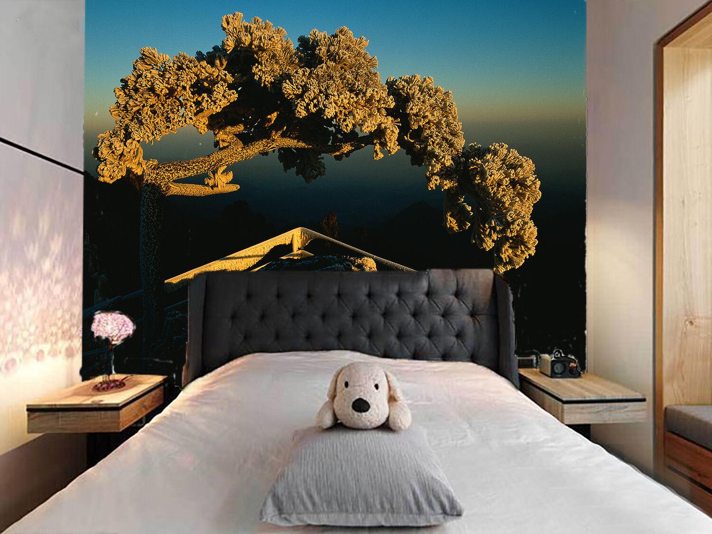3D Beaux Arbres 901 Photo Photo Photo Papier Peint en Autocollant Murale Plafond Chambre Art 2f143f
