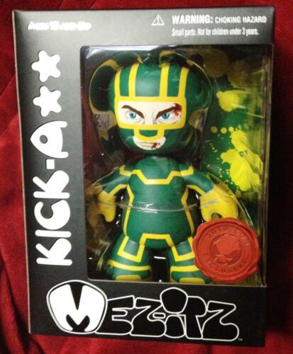 """Mezco Kick Ass 2010 SDCC Comic Con Exclusive Hit Boy 6/"""" Vinyl Figure Mez-Itz NEW"""