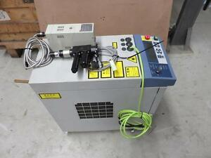 Details about MIYACHI ML-2150A YAG Laser Welder With All Spare Parts