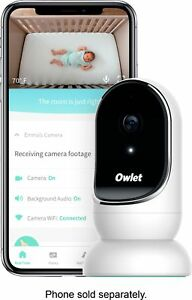 Owlet Cam Wi-Fi Video Baby Monitor