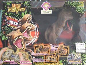 Règne Du Dinosaure Tyrannosaure Rex Dino Tronics