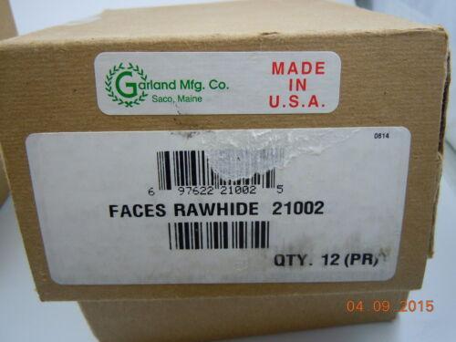 "Rawhide Hammer Faces 21002 1-1//2/"" dia Face Size 2 New 1x Pair Garland Mfg"
