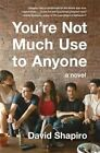 You're Not Much Use to Anyone by David Shapiro (Hardback, 2014)