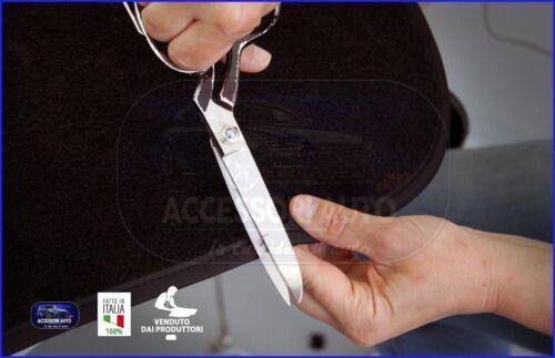 Tappetini Mazda CX3 dal 2015/> Tappeti auto moquette gomma 1 tappeto guidatore