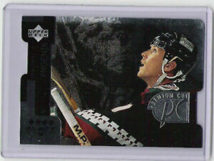 Keith Tkachuk 1997-98 Black Diamond Premium Cut Quad Horizontal #PC14