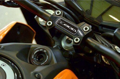 KIT ADESIVI 3D gel PROTEZIONI CARBONIO compatibili per moto Z800 KAWASAKI Z 800