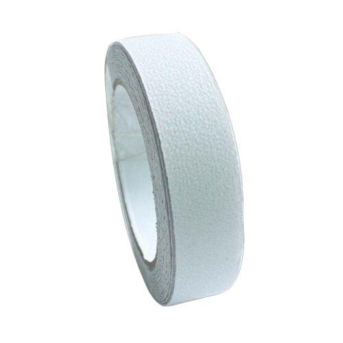 1 Roll 5M PEVA Rubber Anti Slip Tape Non Skid Stair Step Grip Tape 2.5CM Width