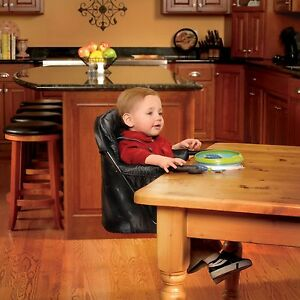 ... Table Clamp High Chair Child Baby Infant Portable