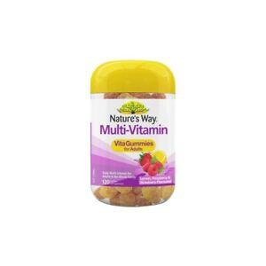 Nature's Way Vita Gummies 120 Multivitamins Pastilles 1 pack