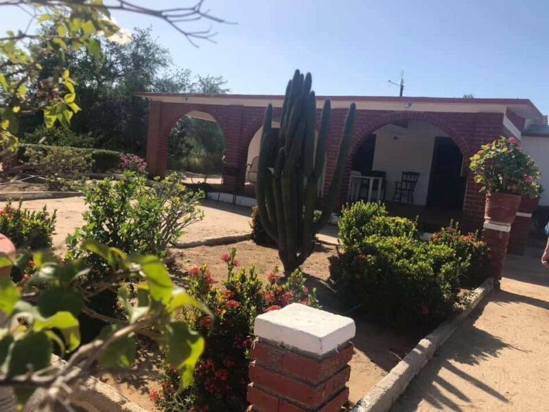 Se vende casa de campo en San Pedro terreno grande