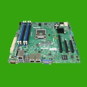 Mainboard Supermicro X10SLM+-F Sockel 1150 Server Motherboard Gehäuseblende