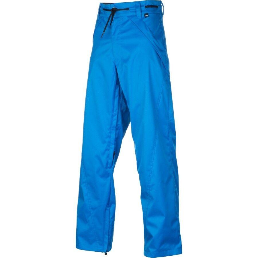 NEW Men's Nomis Simon Says Shell Ski Snow Snowboard Pants New bluee Size XL