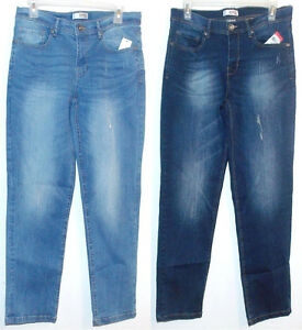 Route-66-Young-Mens-Distressed-Jeans-Dark-Blue-or-Blue-Size-30x30-NWT