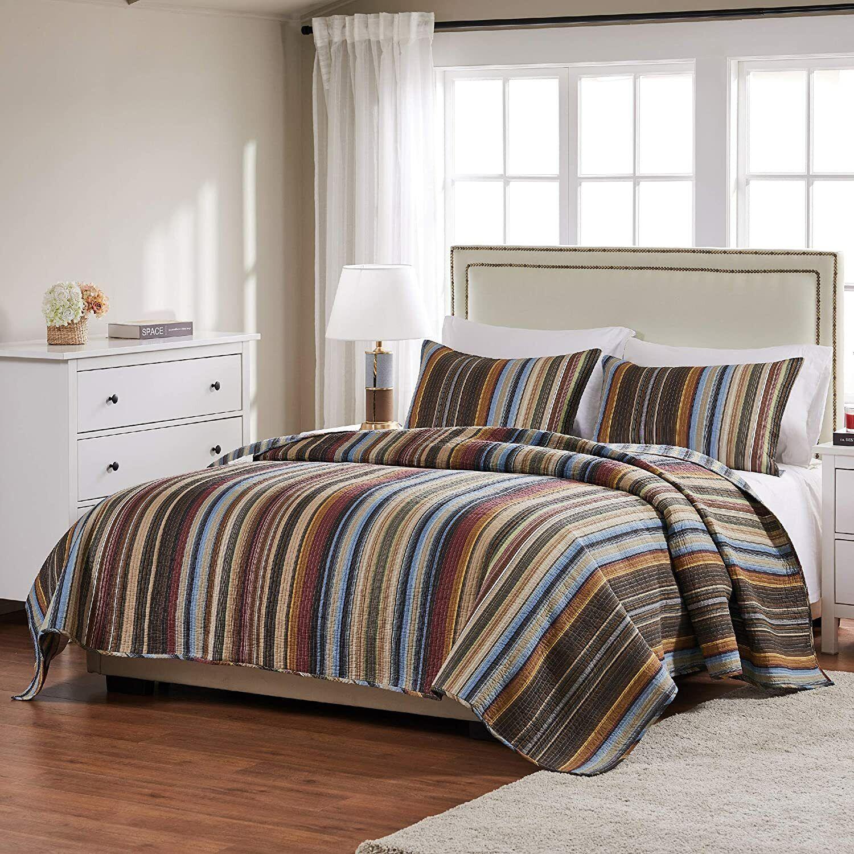 3 Piece Modern Comforter Set King Size 100 Cotton Soft Girls Bedroom Decor Pink For Sale Online Ebay