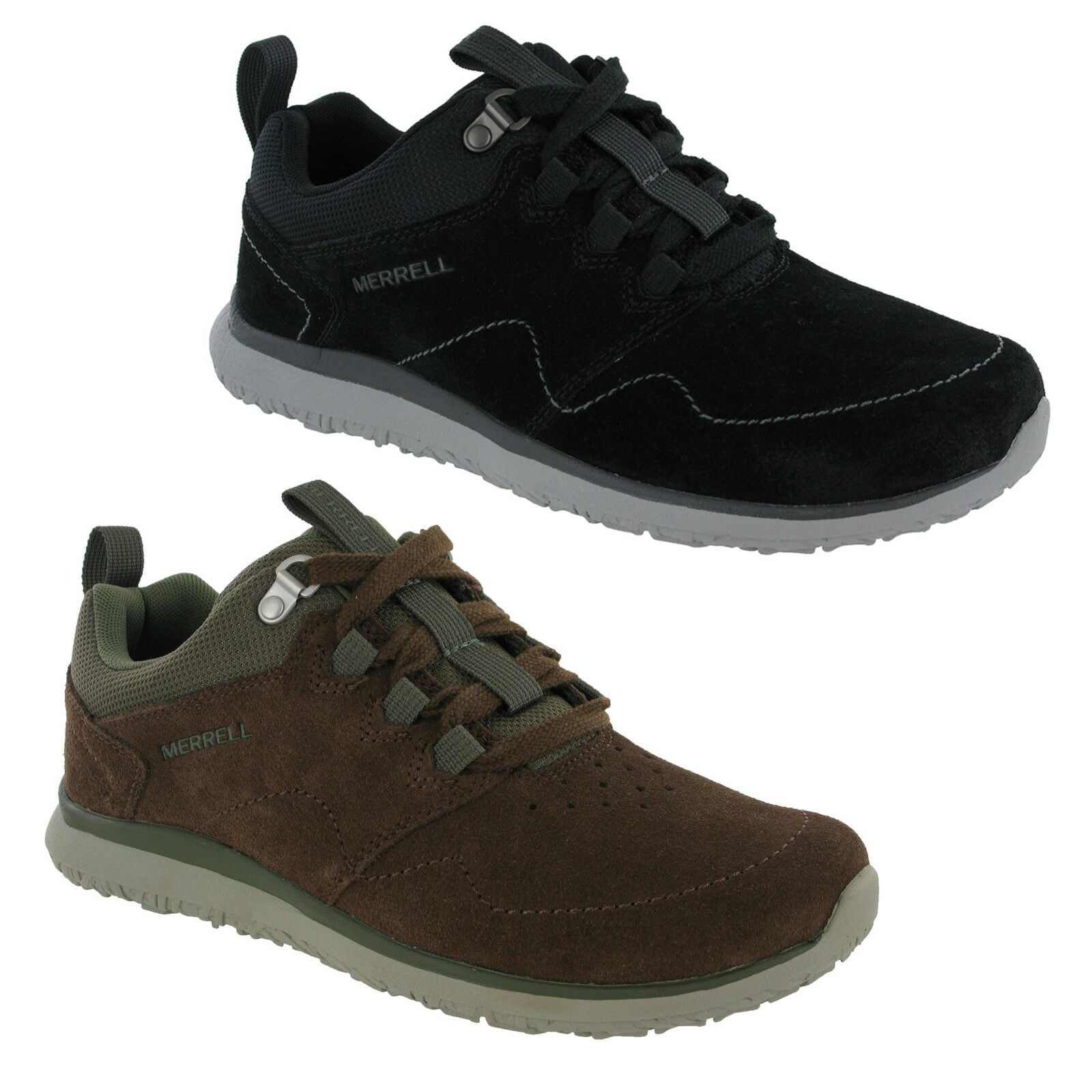 Merrell Getaway Locksley Comfy Lace Ltr Mens Casual Comfy Locksley Lace Up Stylish Trainers 7089e5