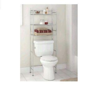 Popular Preview Bathroom Storage Organizer Wall Cabinet Furniture White W