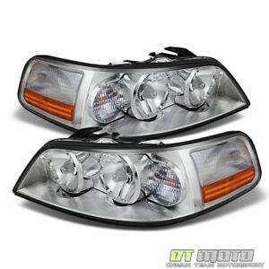 2005 2011 Lincoln Town Car Headlights Headlamps Replacement 05 11
