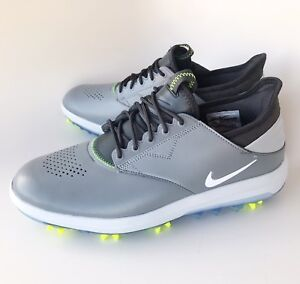 b37175d2903 Size 9.5 Nike Air Zoom Direct Golf Shoes Waterproof Men s Grey ...