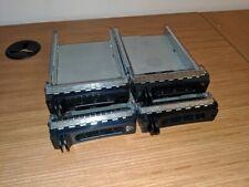 100 PCs✿•DELL POWEREDGE C2100 SAS SATA SCSI 3.5 HARD DRIVE HOT SWAP CADDY SCREWS