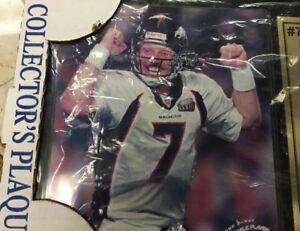 super cute 3c6cf fbd87 Details about John Elway #7 Denver Broncos Super Bowl Champ NFL Hall of  Fame Plaque