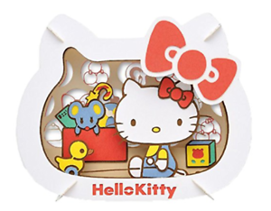 PAPER THEATER Sanrio Character Hello Kitty Cute Pretty JAPAN Import F//S