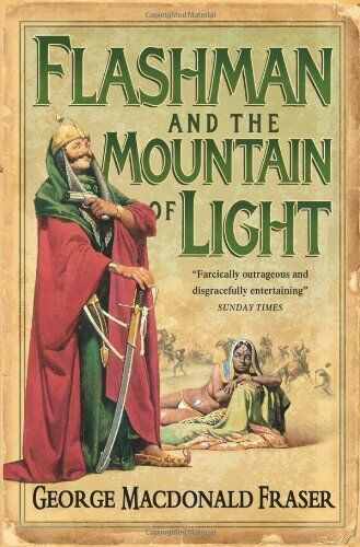 1 of 1 - Flashman and the Mountain of Light (The Flashman papers) By George MacDonald Fr