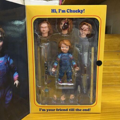 NECA enfant jouet Good Guys Ultimate Chucky PVC Action Figure de Collection Modèle
