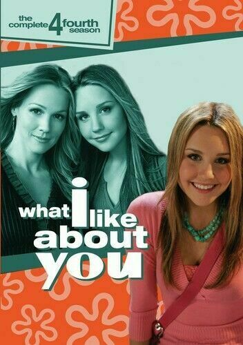 What I Like About You Tv Series Complete Fourth Season 4 Dvd For Sale Online Ebay