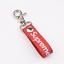 Latest-Pure-Cowhide-Universal-Supreme-Wrist-Strap-Belt-Keyring-Key-Chain-Gift-UK thumbnail 14