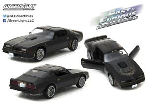 Fast-and-Furious-Tegos-1978-Pontiac-Firebird-T-A-1-18-Scale-Greenlight-19026