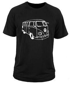 t shirt t shirt volkswagen t1 vw bus ebay. Black Bedroom Furniture Sets. Home Design Ideas