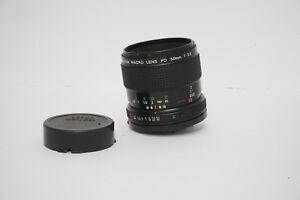 Objectif-Canon-FD-50mm-macro-3-5-TRES-BON-ETAT-9-10