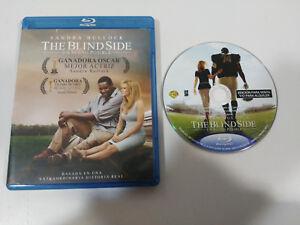THE-BLINDSIDE-UN-SUENO-IMPOSIBLE-SANDRA-BULLOCK-BLU-RAY-DVD-ESPANOL-ENGLISH