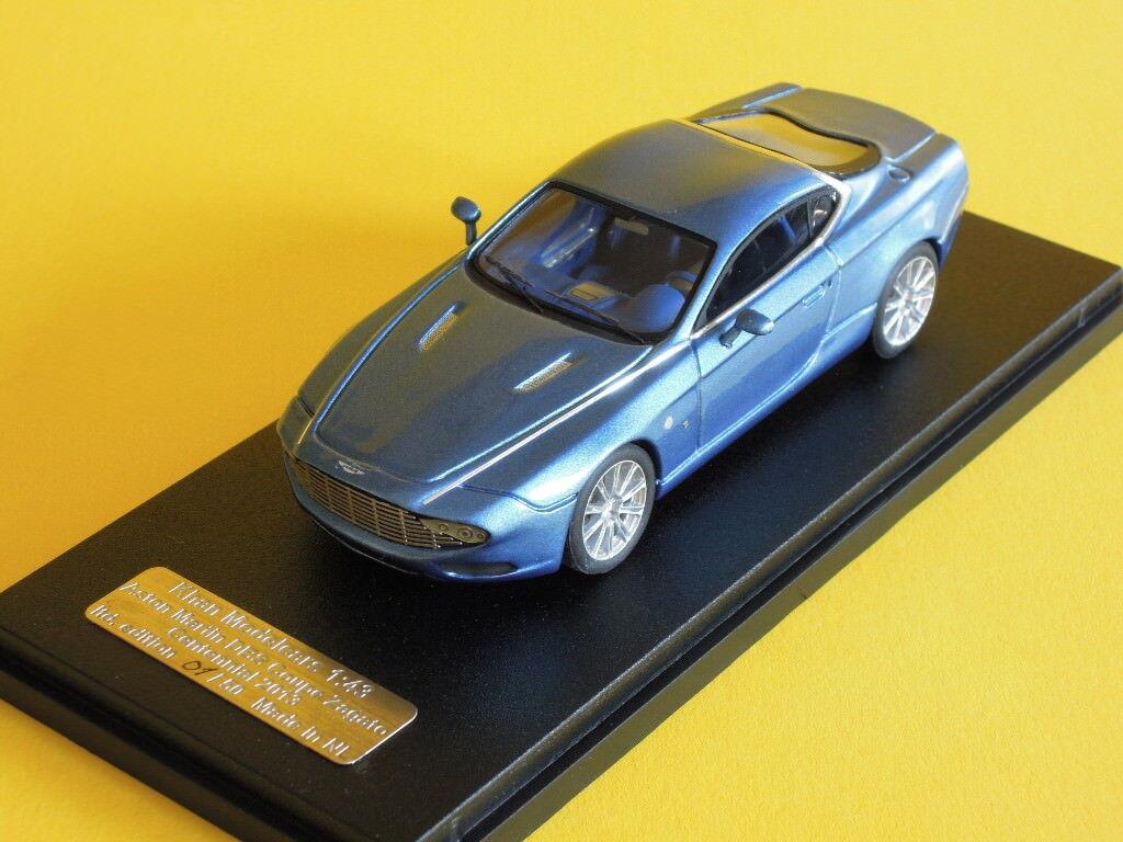 Khan Modelcars Aston Martin DBS Coupe Zagato Centennial 2013 n Heco