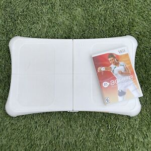 Wii Fit Balance Board Nintendo Controller w Ea Active Game Personal Trainer