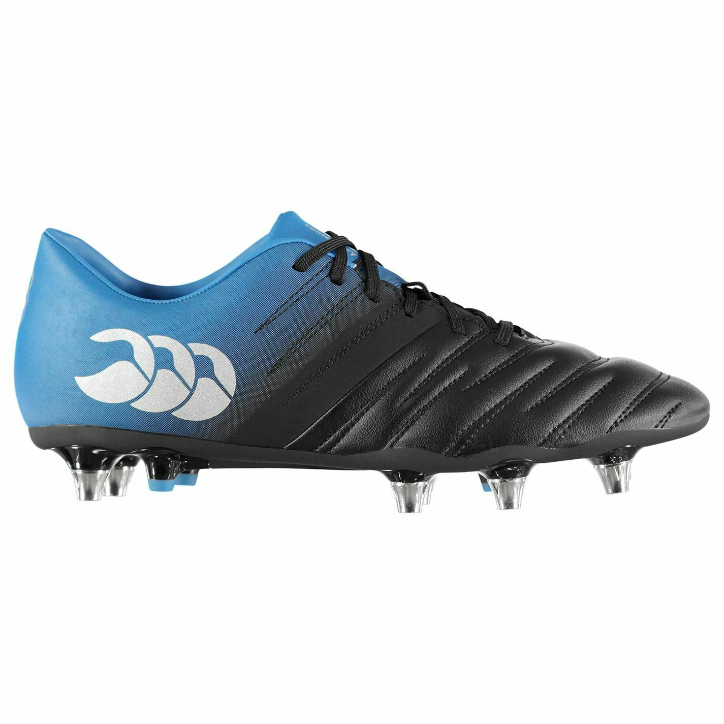 fad33c2001f Canterbury Phoenix 2.0 SG Rugby Boots Laces Fastened Mens Gents ...