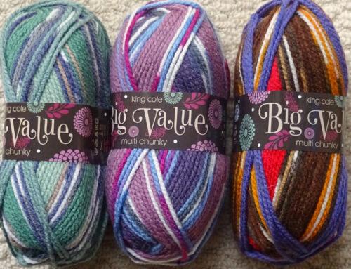 Knitting Pattern femmes court et manches longues col V dentelle Cardigans Chunky 4736