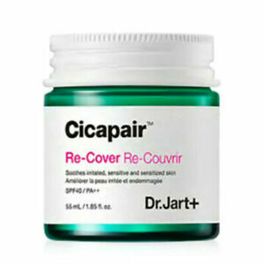Dr. Jart+ Cicapair Re-Cover Re-Couvrir (55ml 1.85 oz) Derma Solution / K-Beauty