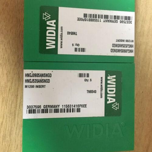 WIDIA HNGJ0905ANSNGD TN6540 HNGJ535ANSNGD TN6540 carbide inserts 10pcs
