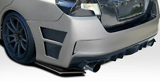 15-15 Subaru WRX Duraflex NBR Concept Rear Splitters 2pc 109828