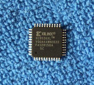 10PCS  XC9536XL-5VQ44 XC9536XL CPLD 36 MCELL 3.3V 44-VQFP