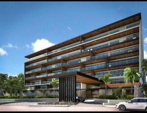 Departamento en venta , Puerto Cancun . Desarrollo Antaal