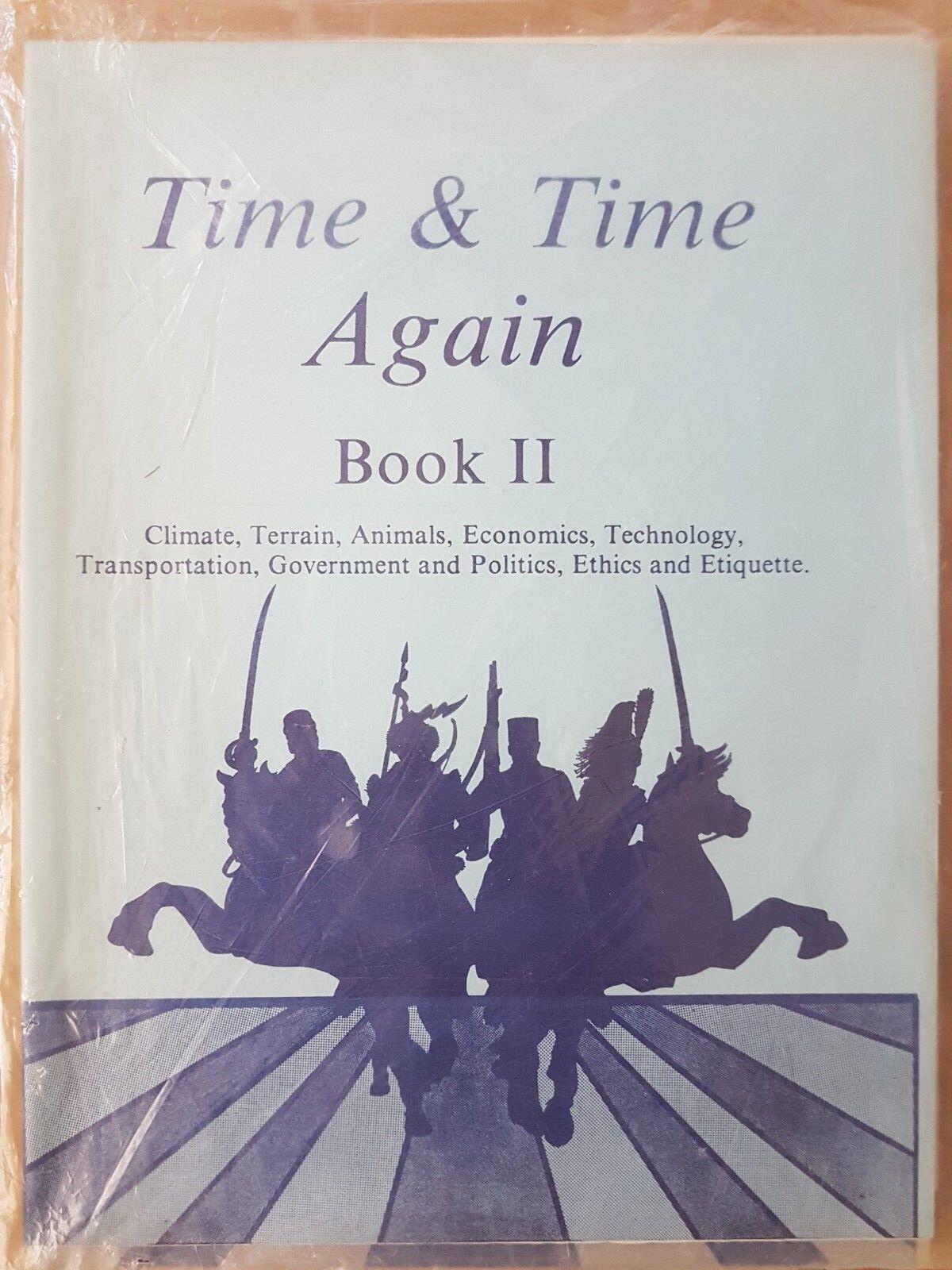 Zeit und immer wieder rollenspiel - timeline ltd