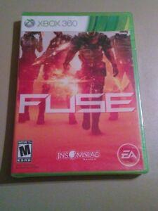 Fuse Microsoft Xbox 360 Factory Sealed 14633196993 Ebay