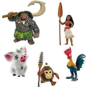Figurines disney gateau