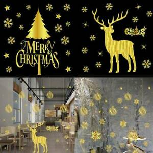 Christmas-Wall-Art-Removable-Home-Vinyl-Window-Wall-Stickers-Decal-Decor-GIFT