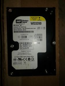 WD3200 WINDOWS DRIVER